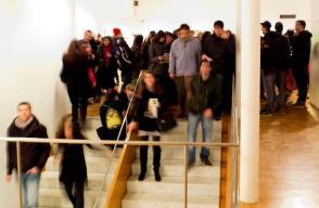 """Inauguració exposició """"Res a veure"""""""