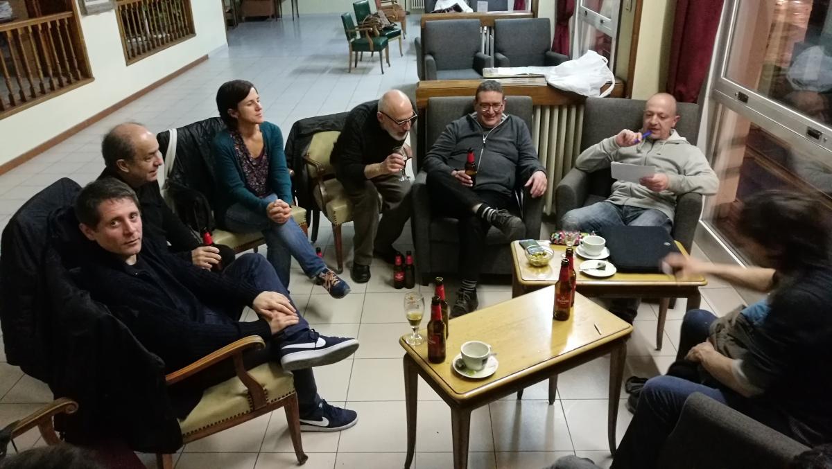Reunió Associació Binari