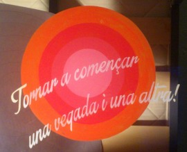 """""""Tornar a començar una vegada i una altra"""" de Bianchi (05.09 – 23.11.2014)"""