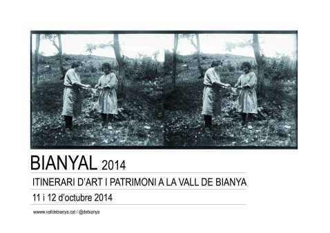 Bianyal 2014 - cartell
