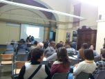 Carles Congost (presentació a l'Escola d'Art)