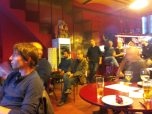 Carles Congost (presentació al cafè Central)