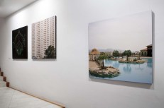 """Roger Serrat-Calvó Exposició """"Res a veure"""" (foto Leila Cherifi)"""