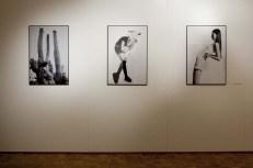 "Leila Cherifi. Exposició ""Res a veure"" (foto Leila Cherifi )"