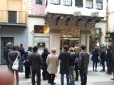 "Inauguració ""Taules auxiliars"" de Servand Solanilla. (16.11.2013 - 12.01.2014)"