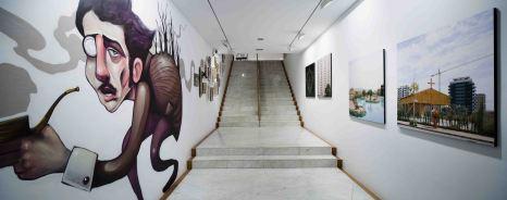 """Exposició """"Res a veure"""" (foto: Roger Serrat-Calvó)"""