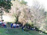 Bianyal 2014 - Pujada a Sant Martí de Solamal