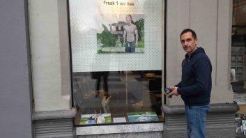 """""""Freak 1"""" de Xevi Solà (20.03 / 10.05.2015)"""