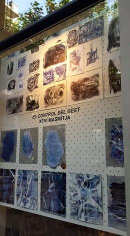 Inauguració El control del gest 15.05.2015