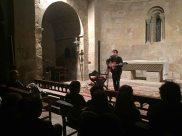 Actuació de Ferran Palau (Bianyal 2015)