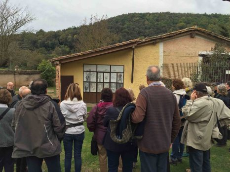 Intervenció de Mim Juncà (la Coromina)- Bianyal 2015