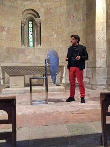 Intervenció de Narcís Gironell (Sant Salvador de Bianya)