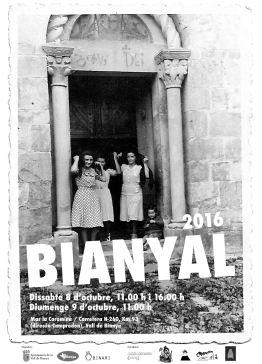 Bianyal 2016 - Cartell