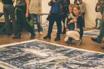 Obres de Xevi Masmitjà (foto: Marina Sáenz de Pablo)