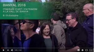 Vídeo Bianyal 2016