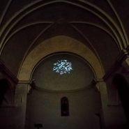"""""""Més de 3.000 partícules de llum"""" obra de Manel Bayo"""