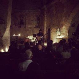 Concert d'El Petit de Cal Eril (foto: Marina Saenz de Pablo)