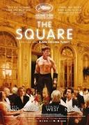 """Cartell de la pel·lícula """"The square"""""""