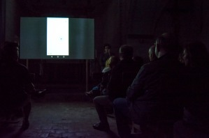 "Azahara Cerezo - ""Desrelocalitzant"" _Bianyal 2018 (foto Andrea Bolcato)"