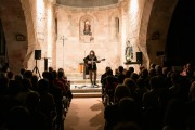 "Carles Congost - ""The wolf's motives""_Bianyal 2018 (foto Andrea Bolcato)"