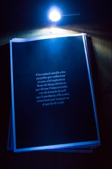 El discurs de l'ull_Eulàlia Rovira_Bianyal 2019 (foto: Luís Delgado)