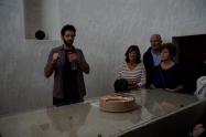 """""""Una tirada de dados""""_Jonathan Millán_Bianyal 2019 (foto: Luís Delgado)"""