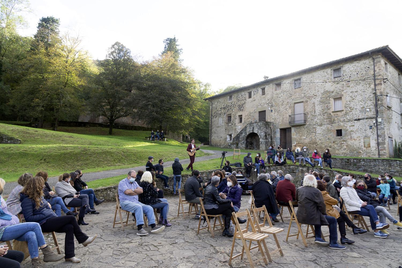 Concert de Guillem Roma. Bianyal 2020 (foto: Luís Delgado)