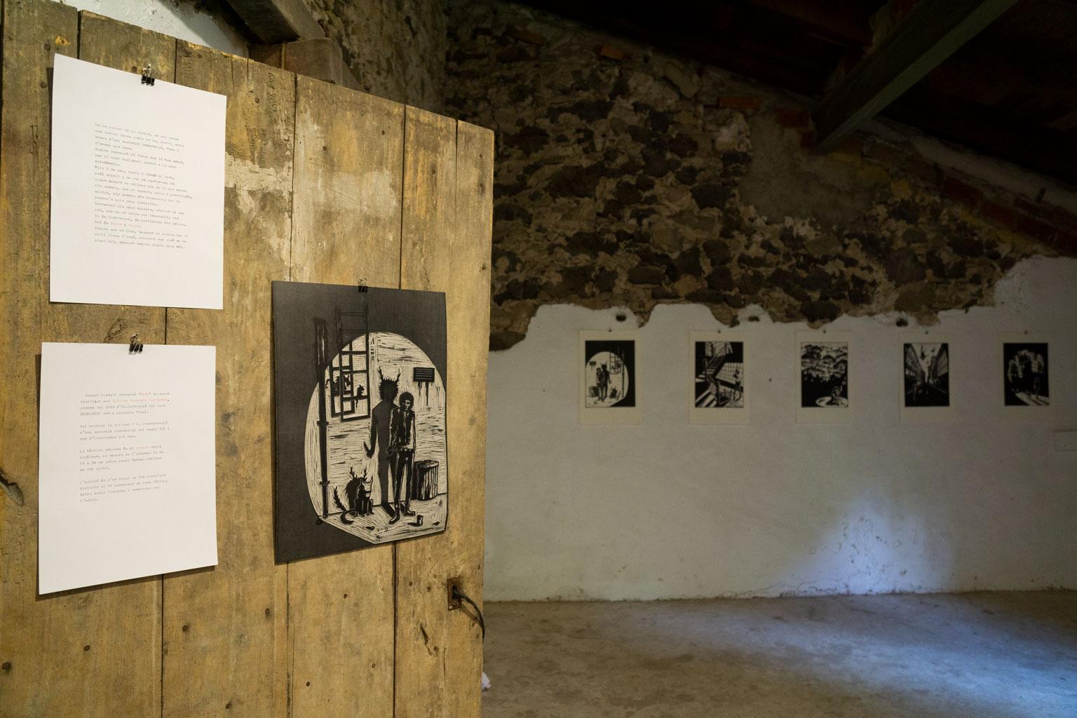 """""""Corc"""" Guillem Busquets (Foto: Luís Delgado)"""