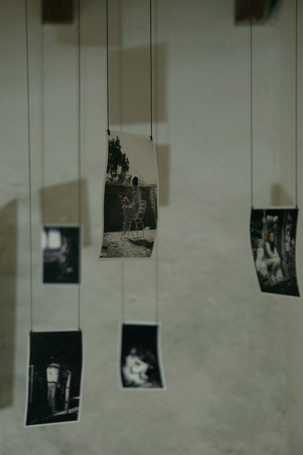 """""""Cremades"""" Clara Oriol (Foto: Luís Delgado)"""