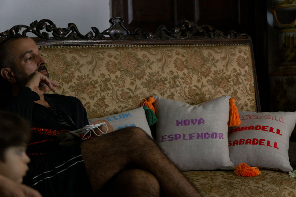 """Nova esplendor"" Carles Congost (Foto: Luís Delgado)"