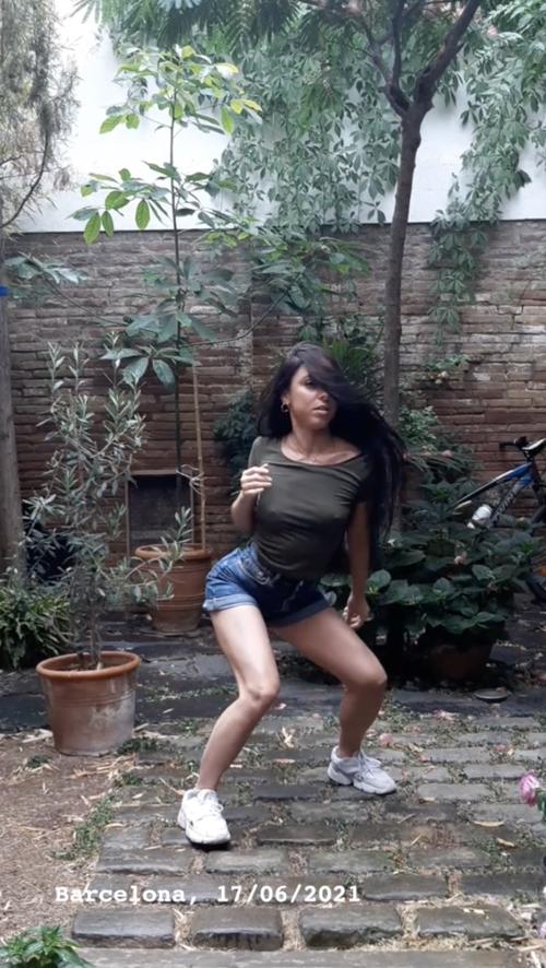 """""""Revenge o Ballar com a venjança (Història d'un anticlímax)"""" Leila Cherifi"""